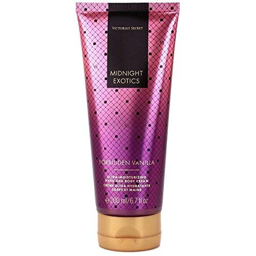 Victoria's Secret Midnight Exotics Forbidden Vanilla Hand And Body Cream