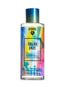 Victoria's Secret Pink Limited Edition Prism Collection Solar Daze Body Mist