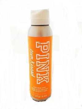 Victoria's Secret Pink Sun Kissed Hair And Body Spray
