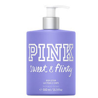 Victoria's Secret Pink Sweet And Flirty Body Lotion
