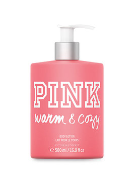 Victoria's Secret Pink Warm And Cozy Body Lotion
