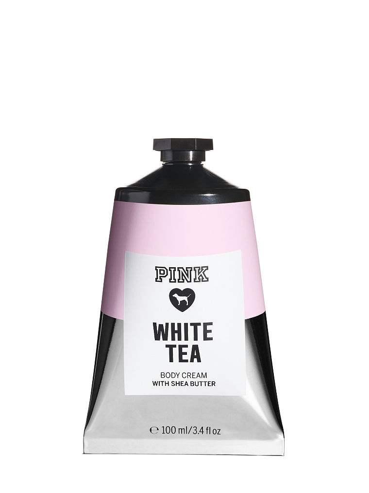 Victoria's Secret Pink White Tea Body Cream