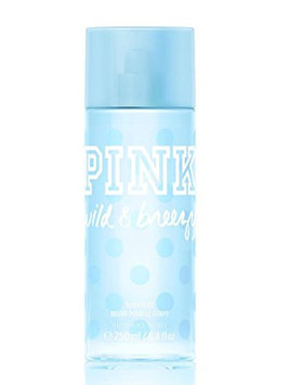 Victoria's Secret Pink Wild And Breezy Body Mist