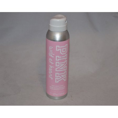Victoria's Secret Pink Wild At Heart Hair And Body Spray