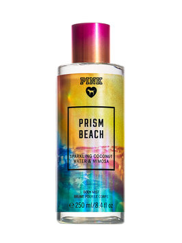 Victoria's Secret Pink Limited Edition Prism Collection Prism Beach Body Mist