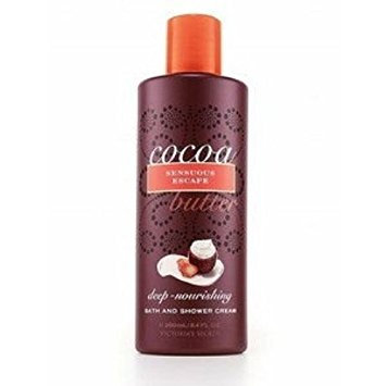 Victoria's Secret Garden Collection Sensuous Escape Bath And Shower Cream