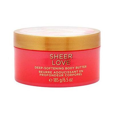Victoria's Secret Sheer Love Deep Softening Body Butter