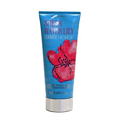 Victoria's Secret Sheer Water Lily Summer Freshes Moisture Infusion Body Lotion