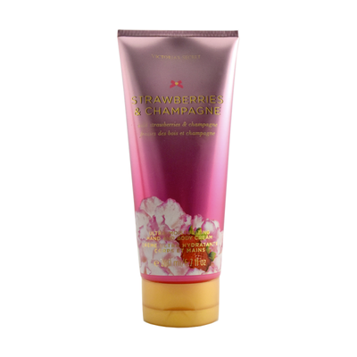 Victoria's Secret Strawberries And Champagne Hand And Body Cream