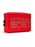 Victoria's Secret Stud Ignited Cosmetic Bag