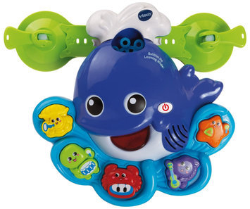 Vtech Sing & Learn Bubbles Whale - 1 ct.