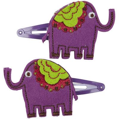 Lily & Momo Little Elephant Hair Clip