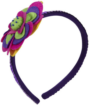 Lily & Momo Stella Headband - Purple - 1 ct.