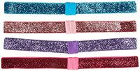 Lily & Momo Glitter Headbands - Multi-Color - 1 ct.