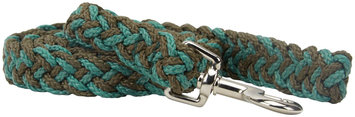 Kiss My Mutt Two-Toned Braided Leash - Cape Cod