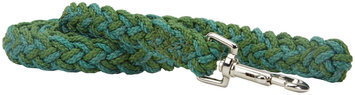Kiss My Mutt Two-Toned Braided Leash - Central Park