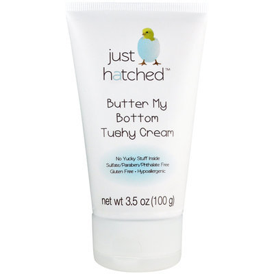 Just Hatched Butter My Bottom Tushy Cream - 3.5 oz