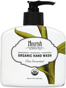 Nourish Organic™ Hand Wash Almond Vanilla