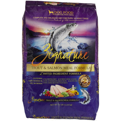 Phillips Feed & Pet Supply Zignature Trout & Salmon Formula