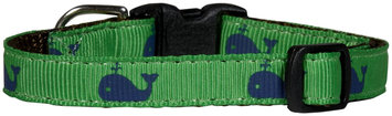 Sweet Pickles Designs The Big Catch Cat Collar