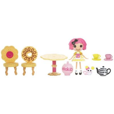 Lalaloopsy Mini Playset- Crumbs' Tea Party - 1 ct.