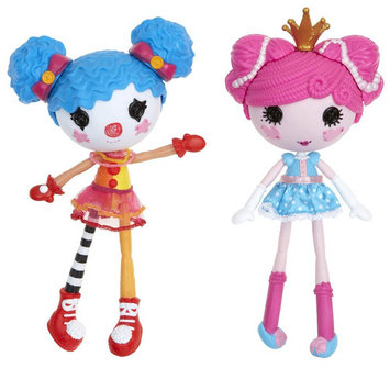 Lalaloopsy Workshop Starter Pack- Princess/ Clown - 1 ct.