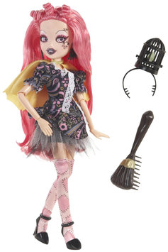 Bratzillaz Witchy Princesses Doll- Angelica Sound