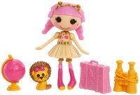 Mini Lalaloopsy Doll- Kat Jungle Roar
