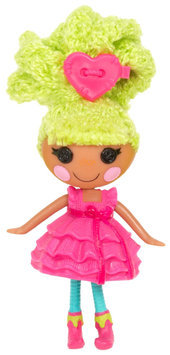 Mini Lalaloopsy Loopy Hair Doll - Pix E. Flutters