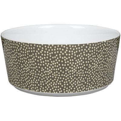 Waggo Speck-tacular Bowl - Charcoal