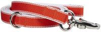 Waggo Stripe Hype Leash - Cherry