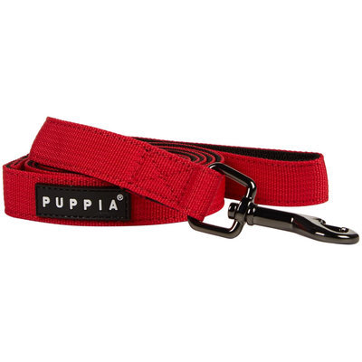 Digpets Puppia Dog Leash Large Red