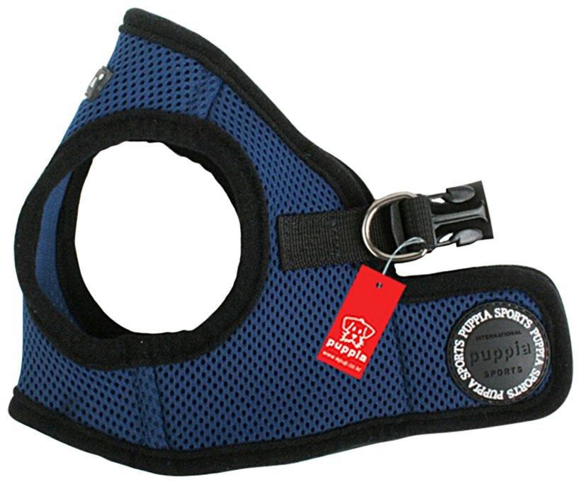 Puppia Soft Vest Dog Harness - Royal Blue