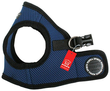 Puppia Soft Vest Dog Harness - Royal Blue