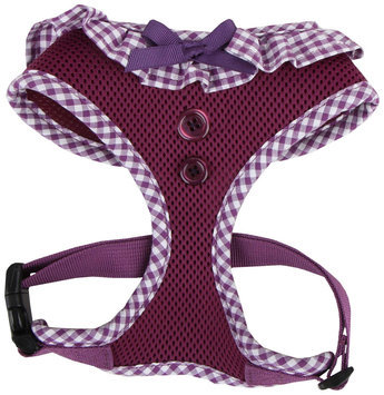 Puppia Vivien Harness A - Purple
