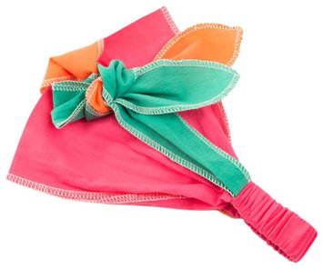 Peppercorn Kids Color Block Bandana Headband - 1 ct.