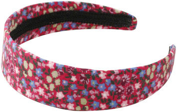Peppercorn Kids Floral Hard Headband-Pink - 1 ct.