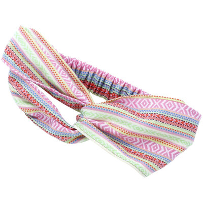 Peppercorn Kids Turban Headwrap - Pink - 1 ct.