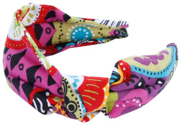 Peppercorn Kids Exotic Print Knotted Headband - 1 ct.