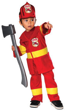 Rubies Jr. Firefighter