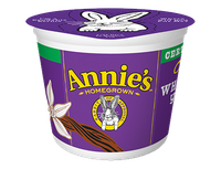 Annie's® Organic Whole Milk Very Vanilla Yogurt