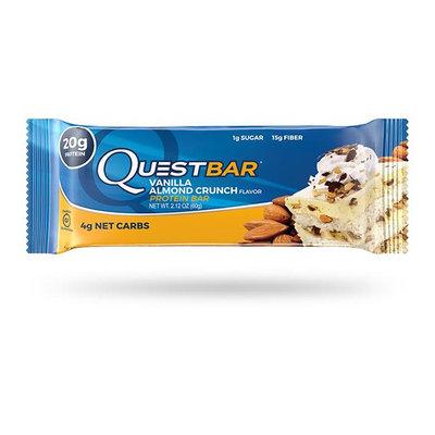 QUEST NUTRITION Vanilla Almond Crunch Protein Bar