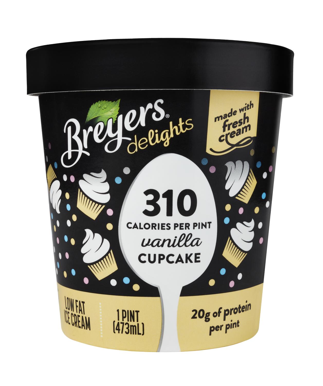 Breyers® Delights Vanilla Cupcake