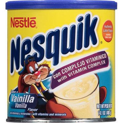 Nesquik® Vanilla Flavor Powder