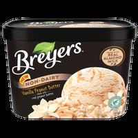 Breyers® Non-Dairy Vanilla Peanut Butter