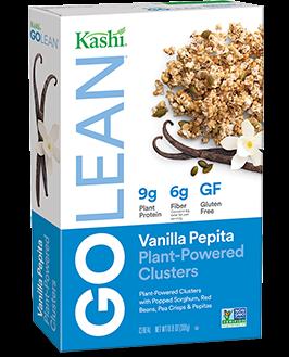 Kashi® GOLEAN Vanilla Pepita Plant Powered Clusters