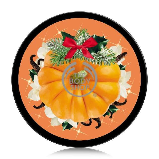 THE BODY SHOP® Vanilla Pumpkin Body Butter
