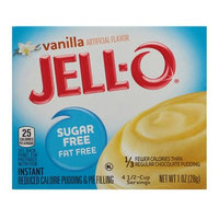 JELL-O Vanilla Instant Reduced Calorie Pudding & Pie Filling