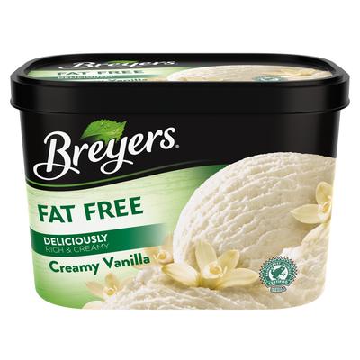 Breyers® Fat Free Vanilla
