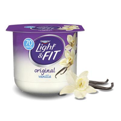 Light & Fit® Vanilla Nonfat Yogurt